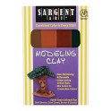 Sargent Art Modeling Clay Earth