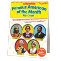 Famous American Of The Month Flip
