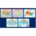 Teaching Maps Bb Set