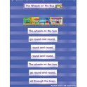 Favorite Kids Songs Pocket Chart