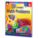 55 Leveled Math Problems Level 6