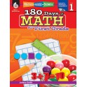 180 Days Of Math Gr 1