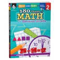 180 Days Of Math Gr 2