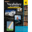 Gr 4 Vocabulary In Context For The