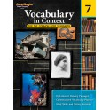 Gr 7 Vocabulary In Context For The