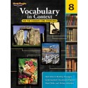 Gr 8 Vocabulary In Context For The