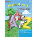 FROM A TO Z GR PK-K