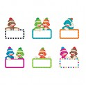 SOCK MONKEYS SIGNS MINI ACCENTS