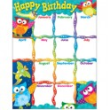 Happy Birthday Owl Stars Learning