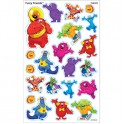 Furry Friends Supershapes Stickers