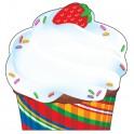 Bake Shop Cupcake Note Pad Shaped