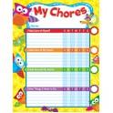 Owl Stars Chore Charts