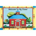 Schoolhouse Welcome 30pk Postcards