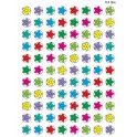 Mini Stickers Happy Stars 528pk