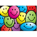 Smiley Faces Postcards 30pk
