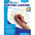 WEEKLY WRITING LESSONS GR 3-4