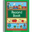 Record Book Green Border