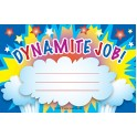 Dynamite Job Awards 25pk