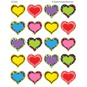 Fancy Hearts Stickers