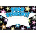 Fancy Stars Star Student Awards