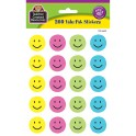 HAPPY FACE VALU-PAK STICKERS