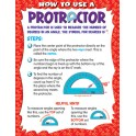 How To Use A Protrator Chart