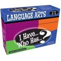 I Have Who Has Language Arts Gr 4-5