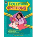 Following Directions Gr K