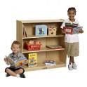 Birch Bookcase | Book Storage | montessori shelves