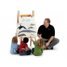 Teachers' Easel - Big Books / Lessons | Jonti-Craft | Teaching Easels