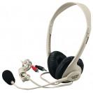 3064AV Headphones w/ Boom Microphone