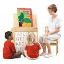 Big Book Easel | Display Stand | Book Storage | Jonti-Craft