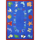 ABC Animals Classroom Rug | Classroom Carpets | Classroom Carpet | Joy Carpets | ABC Rug