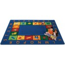 Bilingual Circletime Rug | Bilingual Rugs | Circletime Rugs