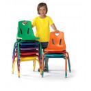 Berries Plastic Chairs | Plastic School Chairs | Classroom Chairs | Jonti-Craft