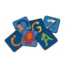 A to Z Animals Rug | Classroom Carpets | Classroom Rugs