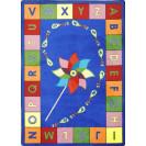 ABC 123 rugs | ABC Rugs | Alphabet Rugs