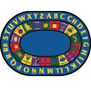 Bilingual Rug | Preschool Rugs | Classroom Rugs