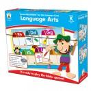LANGUAGE ARTS GAME GR K