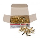 Paper Fasteners 1/2in Box Of 100