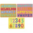Wonderfoam Magnetic Letters &