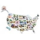 WONDERFOAM GIANT USA PHOTO PUZZLE
