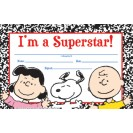 Peanuts Super Star Recognition