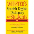 Websters Spanish English Dictionary