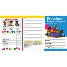 Preschool Progress Reports 10pk For