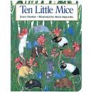 Ten Little Mice Big Book