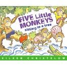 Carry Along Book & Cd Five Little