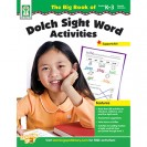 THE BIG BOOK OF DOLCH SIGHT WORD