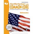 Gr 7 Student Workbook Mathematics