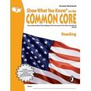 Gr 7 Student Workbook Reading Show